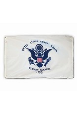 United States Coast Guard Polyester Flag