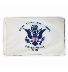 United States Coast Guard Polyester Flag