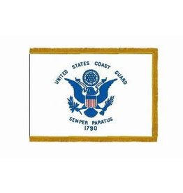 United States Coast Guard Crown Nylon Flag