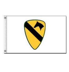1st Calvary Division Endura-Poly Flag