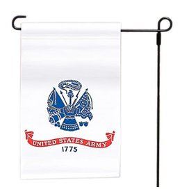 "Army 12""x18"" Nylon Garden Flag"