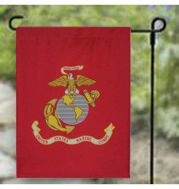 "USMC 12""x18"" Nylon Garden Flag"