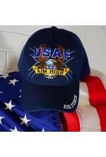 Aim High Air Force Baseball Cap