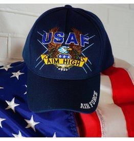 Aim High Air Force Baseball Cap