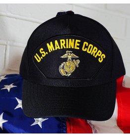 Marine Corps w/ EGA Emblematic Baseball Cap