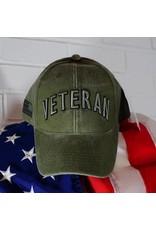 Veteran Ball Cap (OD Green)