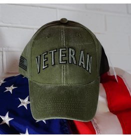Veteran Ball Cap (OD Green)