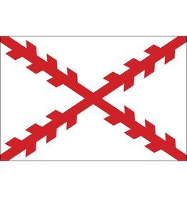 Cross of Burgundy Historical Nylon Flag