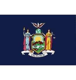 New York State Nylon Flag