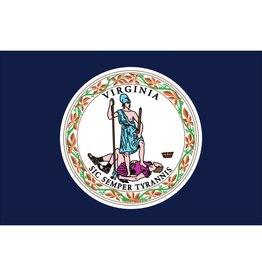 Virginia State Nylon Flag