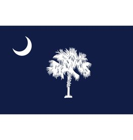 South Carolina Nylon Flag