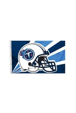 Tennessee Titans 3x5' Polyester Flag