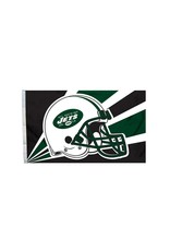 New York Jets 3x5' Polyester Flag