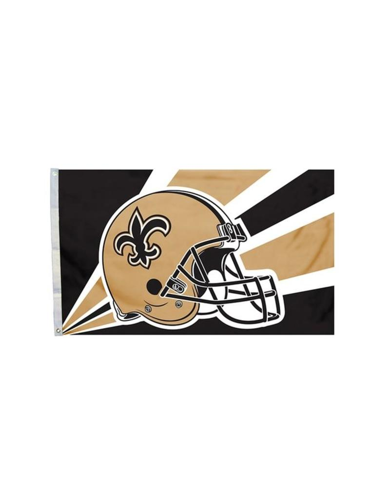 New Orleans Saints 3x5' Polyester Flag