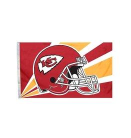 Kansas City Chiefs 3x5' Polyester Flag