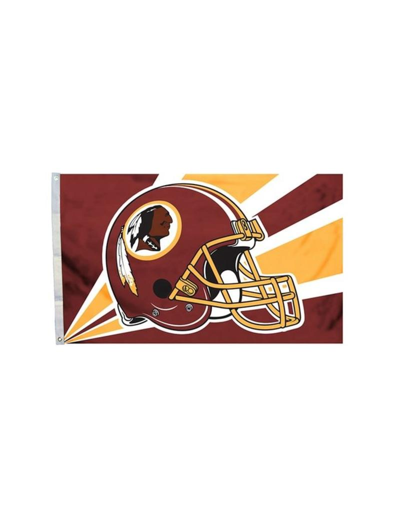 Washington Redskins 3x5' Polyester Flag