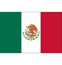 Mexico Nylon Flag