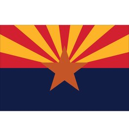 Arizona Nylon Flag