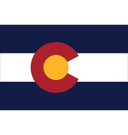 Colorado Nylon Flag