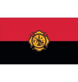 Fireman Remembrance 3x5' Nylon Flag