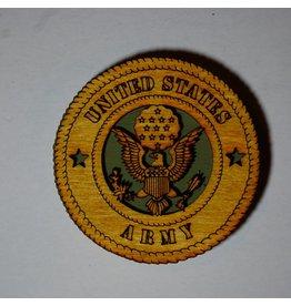 Army SM Magnet