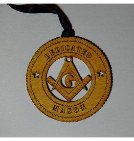 Wilkes Mason Ornament