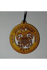 Wilkes Navy Ornament