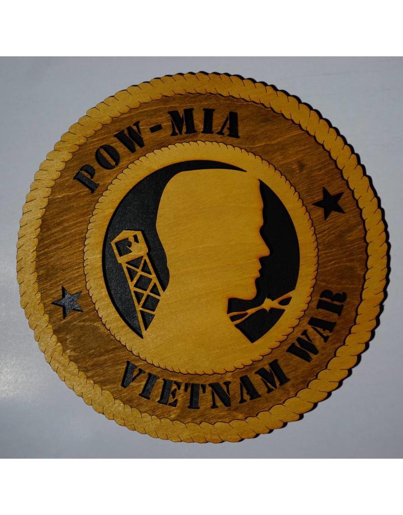 Wilkes POW/MIA Vietnam LG Plaque