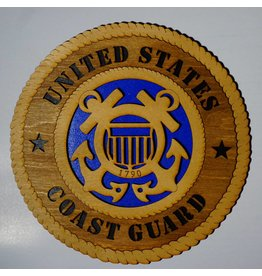 Wilkes U.S. Coast Guard SM Plaque