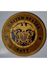 Wilkes Navy Clock