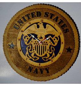Navy Clock Locally Made