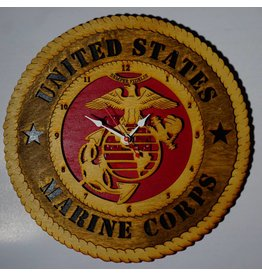 Wilkes Marine Corps Clock