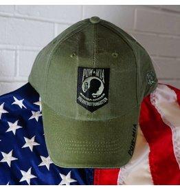 POW/MIA Baseball Cap (OD Green)