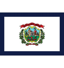West Virginia Nylon Flag