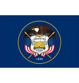 Utah Nylon Flag