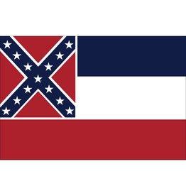 Mississippi Nylon Flag