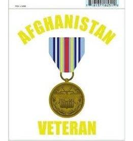 Afghanistan Veteran Decal