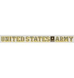 Army Window Strip Decal