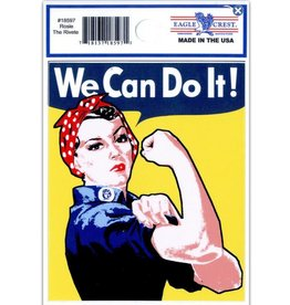 Rosie the Riveter Decal