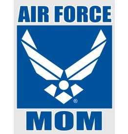 Airforce Mom Decal