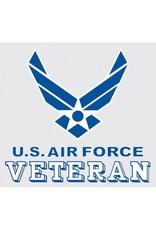 Air Force Veteran Decal
