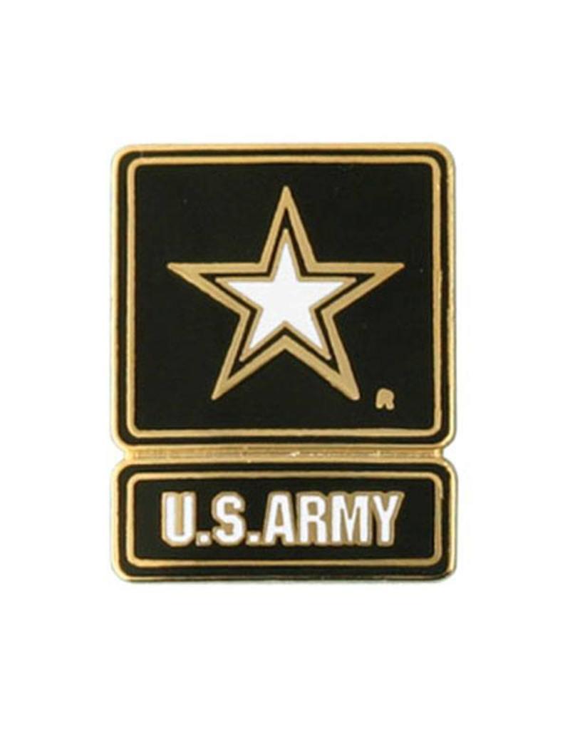 United States Army Star Logo Lapel Pin