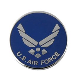 U.S. Air Force Hap Arnold Wings Logo  Lapel Pin