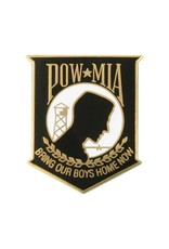POW/MIA Logo Lapel Pin