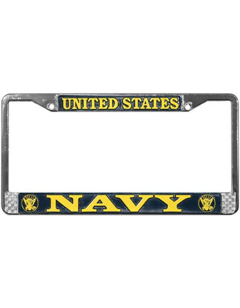 U.S. Navy License Plate Frame
