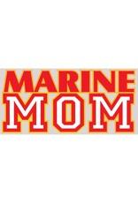 Marine Mom Decal