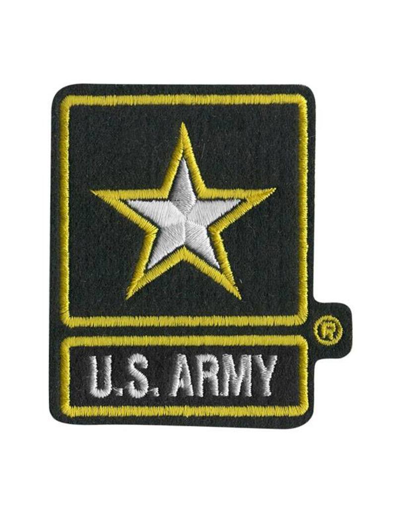 Army Star 2X3 Patch