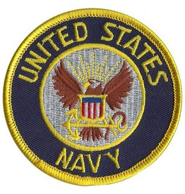 United States Navy Patch