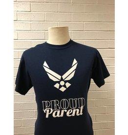 Airforce  Proud Parent T-shirt