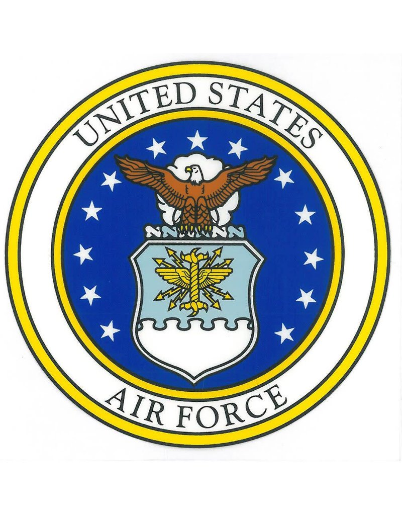 Airforce Seal Decal